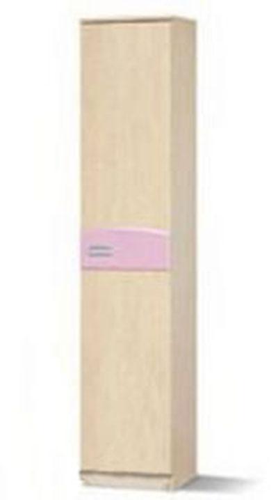 Пенал 400 «Терри» розовый