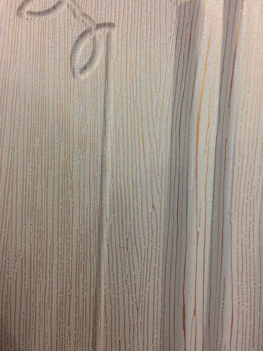 Фото 1 Кровать 160*200 «Луиза» белое золото | Код товара: 213525 - SOFINO.UA