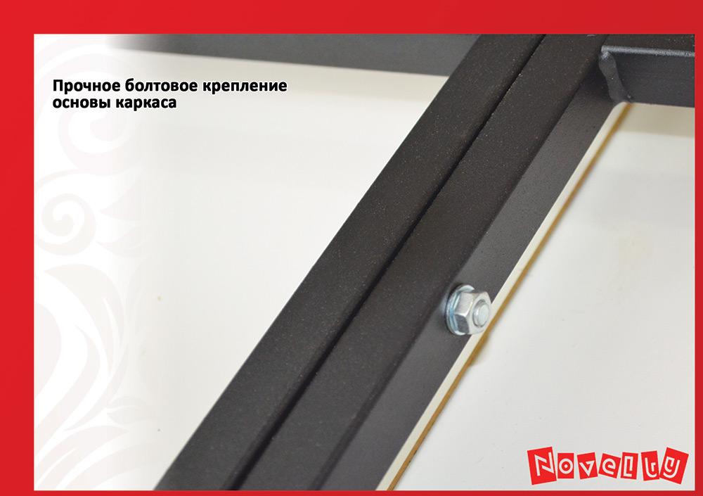Фото 5 Кровать «Гера» 90*200 - SOFINO.UA
