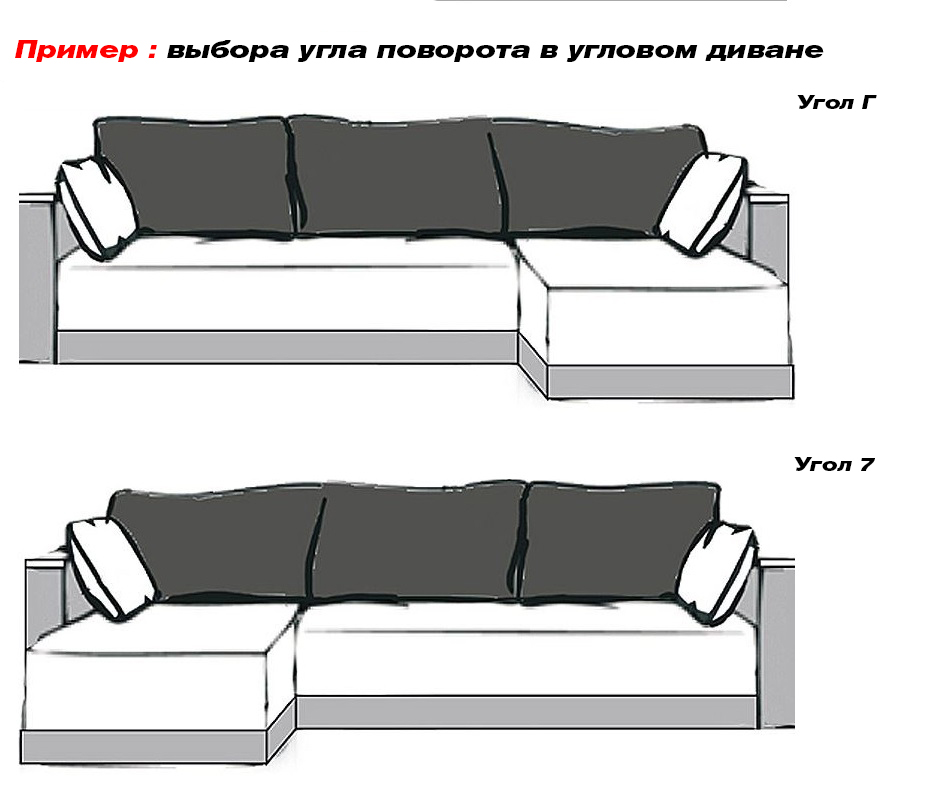 Фото Диван угловой «Квадро» 4-1 Віка Меблі - sofino.ua