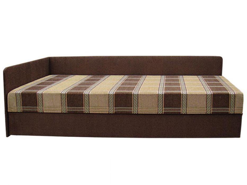 Фото Кровать детская «Болеро» с матрасом   мебельная ткань 80*200 Віка Меблі - sofino.ua