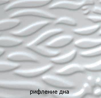 Фото Ванна акриловая «Атлант» 205*120 ТР Triton - sofino.ua