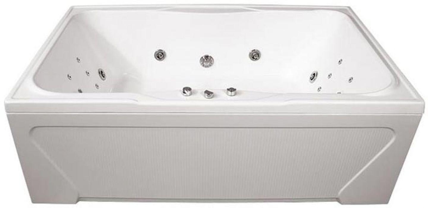 Ванна акриловая «Соната» без гидромассажа 180*115 ТР