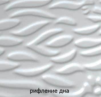 Фото Ванна акриловая «Лагуна» с гидромассажем | 180*89 ТР Triton - sofino.ua