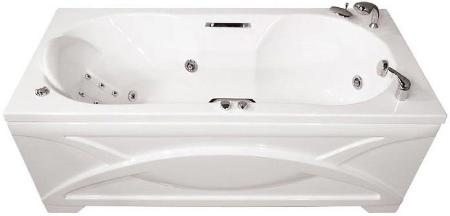 Ванна акриловая «Лагуна» без гидромассажа 180*89 ТР