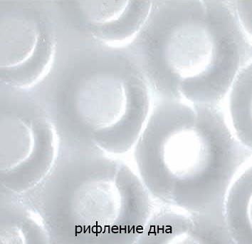 Фото Ванна акриловая «Валери» 170*85 ТР Triton - sofino.ua