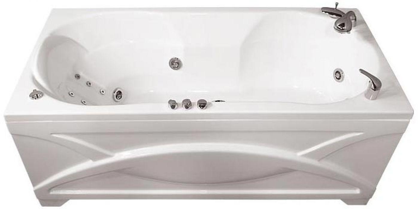 Ванна акриловая «Валери» без гидромассажа 170*85 ТР