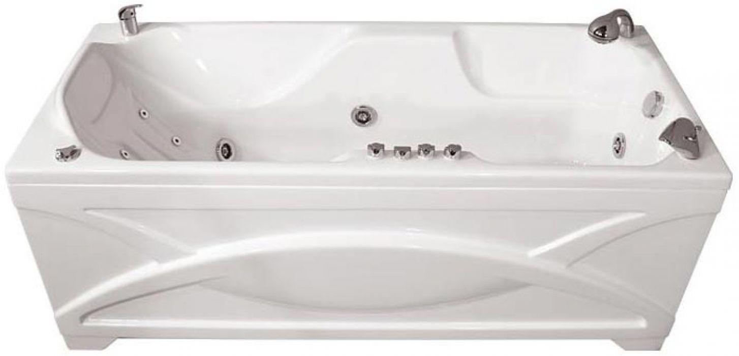 Ванна акриловая «Диана» без гидромассажа 170*75 ТР