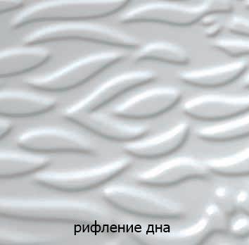 Фото Ванна акриловая «Кэт» с гидромассажем | 150*70 ТР Triton - sofino.ua