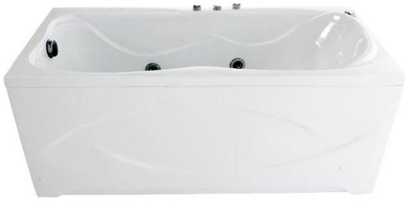 Ванна акриловая «Эмма» без гидромассажа 150*70 ТР