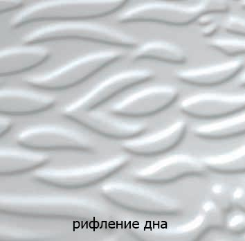 Фото Ванна акриловая «Лу-лу» 130*70 ТР Triton - sofino.ua