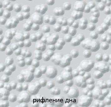 Фото Ванна акриловая «Сабина» с гидромассажем | 160*160 ТР Triton - sofino.ua