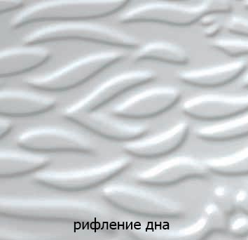 Фото Ванна акриловая «Медея» без гидромассажа 142,5*142,5 Triton - sofino.ua