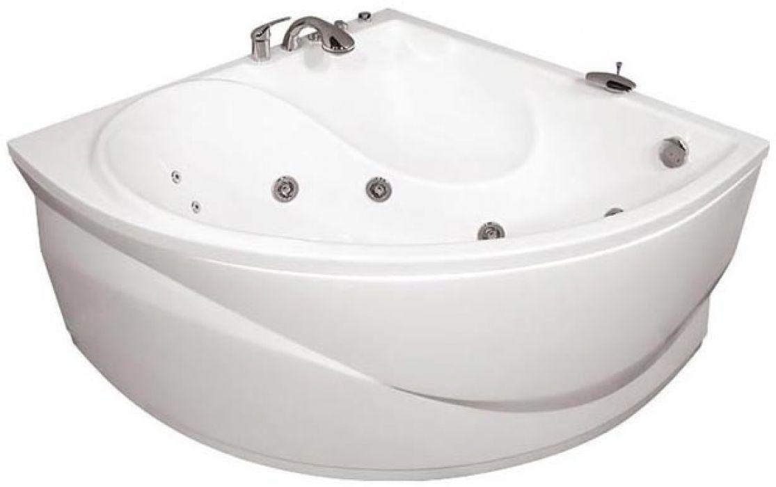 Ванна акриловая «Синди» без гидромассажа 125*125