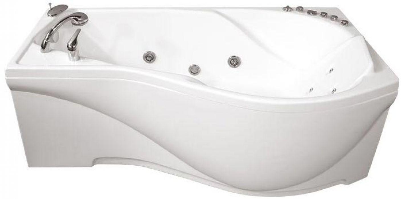 Ванна акриловая «Мишель» без гидромассажа 170*96 ТР