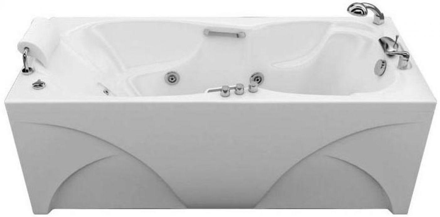 Ванна акриловая «Персей» без гидромассажа 190*90 ТР