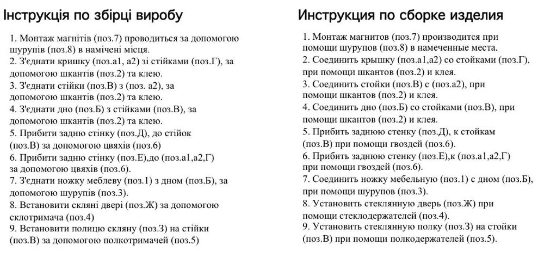 Фото 2 Тумба ТВ «Консул» Pehotin - SOFINO.UA