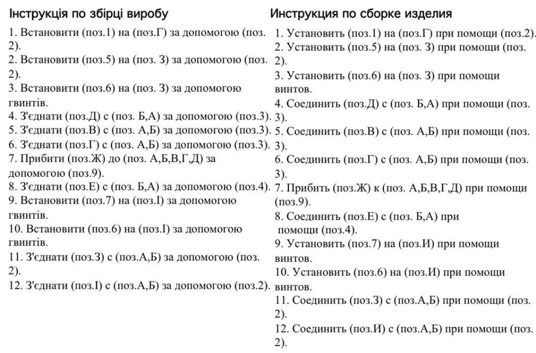 Фото 2 Шкаф «ШДС» Pehotin - sofino.ua