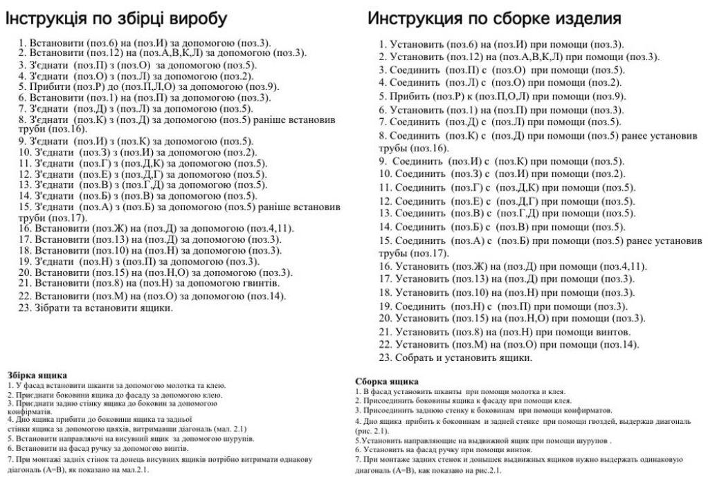 Фото 2 Прихожая «Модерн» Pehotin - sofino.ua