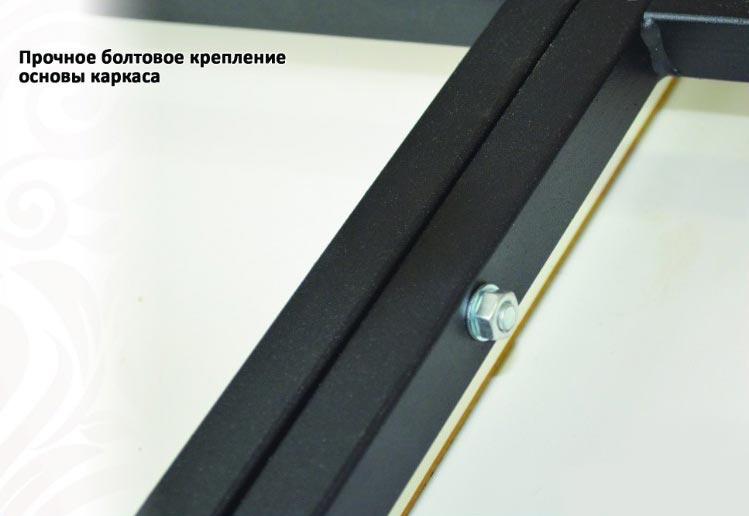 Фото Кровать-подиум «Камелия» 140*200 НТ Novelty - sofino.ua