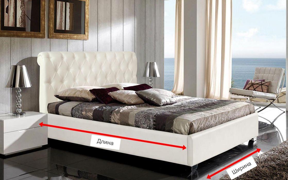 Фото 3 Кровать «Классик» 90*190 | Артикул: 264302 - SOFINO.UA