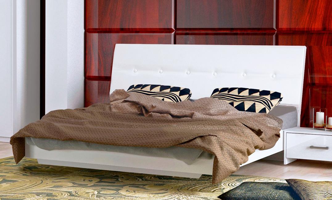 Кровать «Рома» (М) без каркаса 1,6