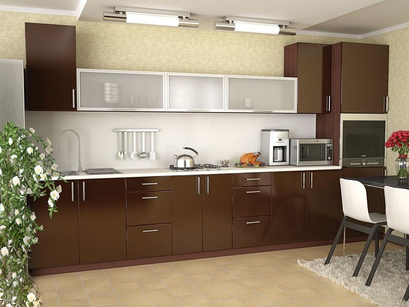 Комплект кухни «Мода-30» 360 | без доводчиков