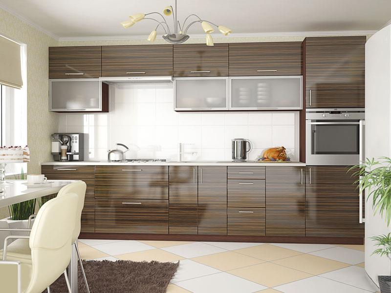 Комплект кухни «Мода-33» 340 | без доводчиков