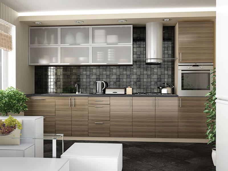Комплект кухни «Мода-34» 340 | без доводчиков