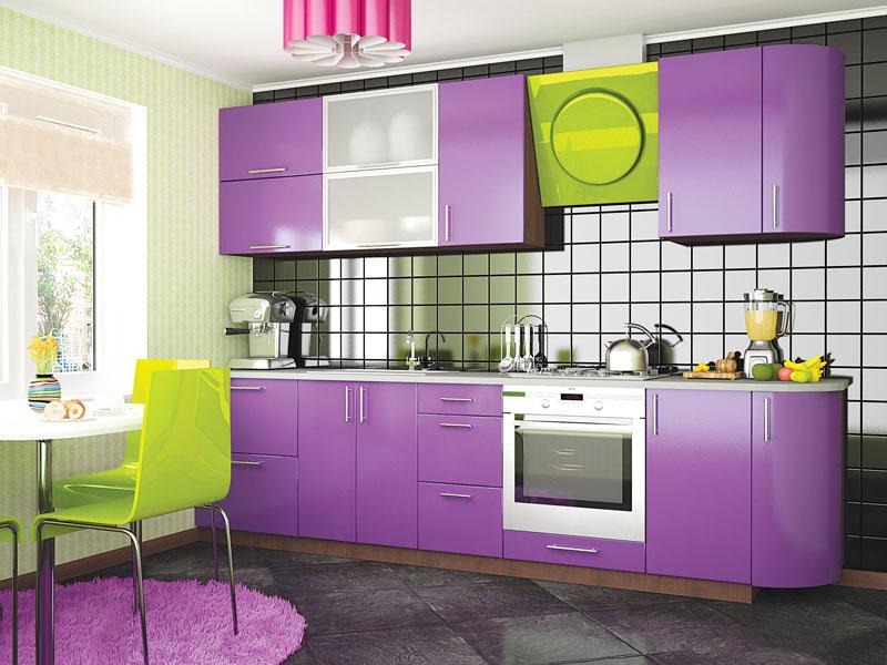 Фото Комплект кухни «Moda-38» 290 VIP master - SOFINO.UA