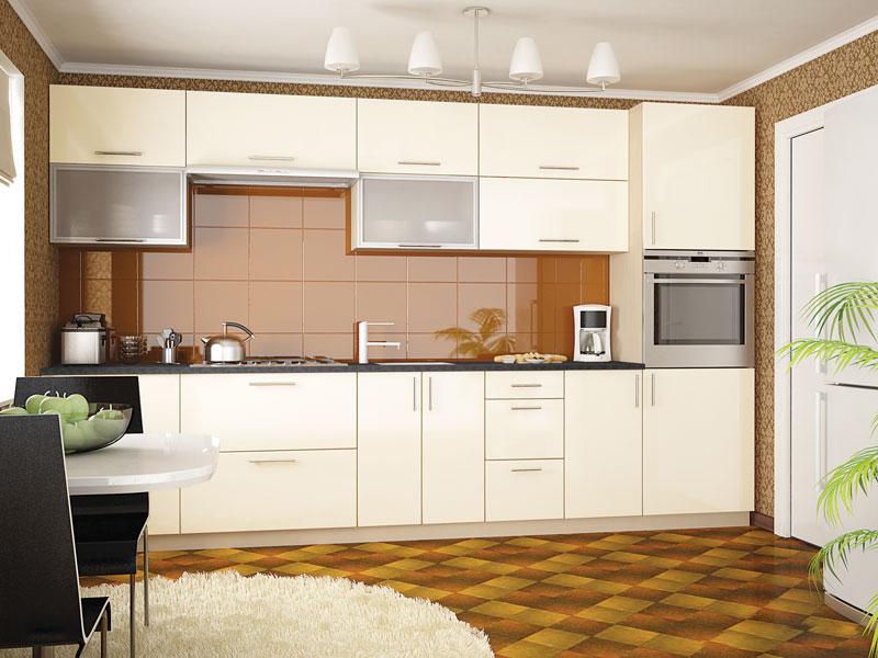 Комплект кухни «Мода-39» 340 | без доводчиков