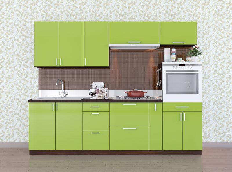 Комплект кухни «Мода-54» 260 | без доводчиков