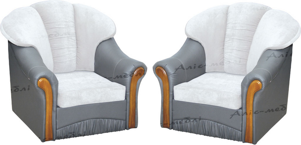Фото Кресло-кровать «Алиса» Аліс Меблі - sofino.ua