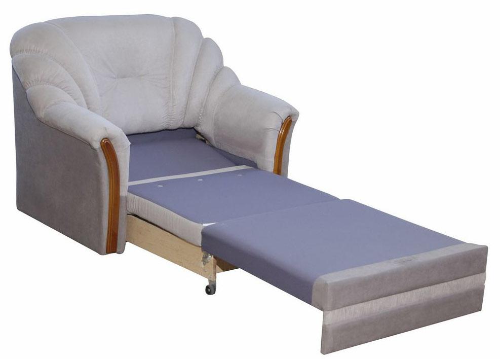 Фото Кресло-кровать «Диамант» Аліс Меблі - sofino.ua