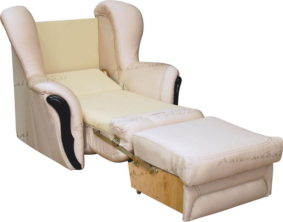 Фото Кресло-кровать «Мальта» Аліс Меблі - sofino.ua