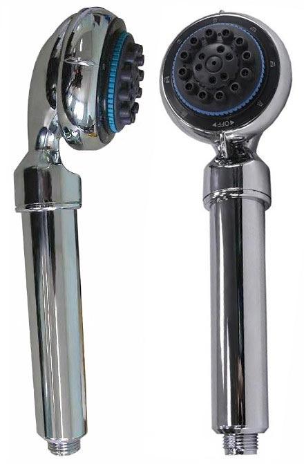 Фото Душевая лейка со сменным фильтрующим элементом «FHSH-2-C» AF Aquafilter - sofino.ua