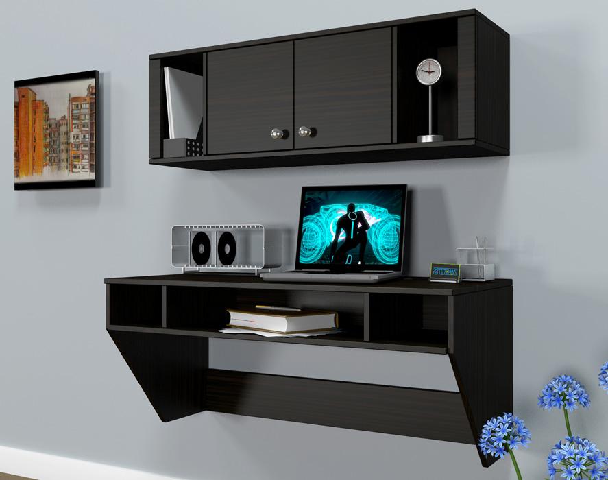Фото Стол «Air Table kit 2» DB (венге) ZEUS - sofino.ua