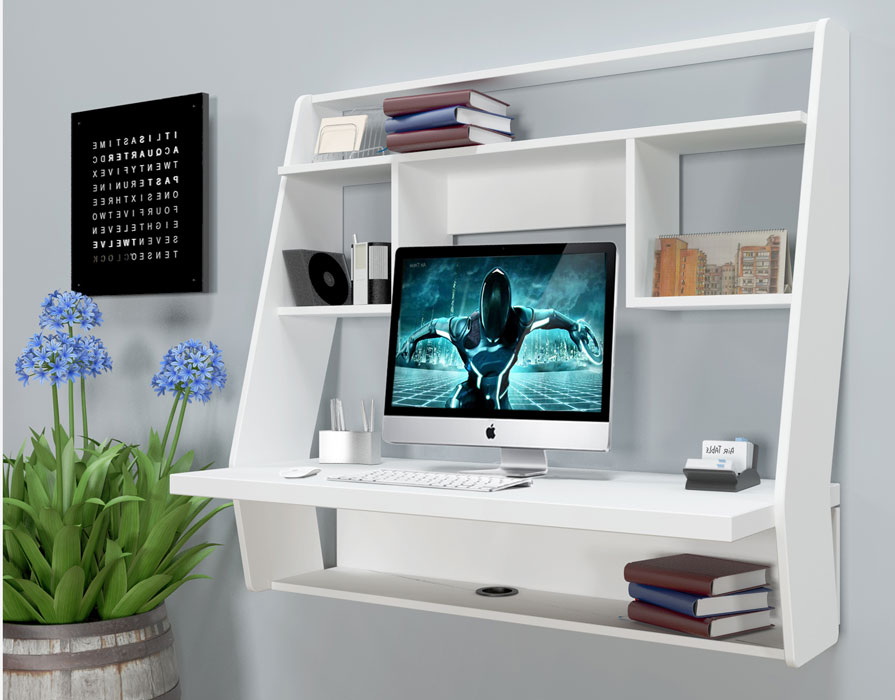 Фото Стол «Air Table 3» WT (белый)  - sofino.ua