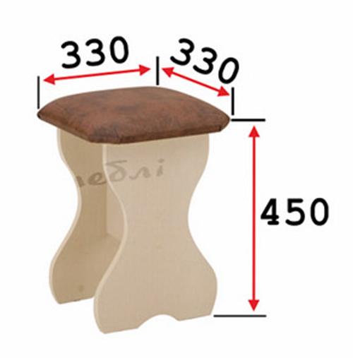 Фото Кухонный комплект «Меркурий стол глухой» Аліс Меблі - sofino.ua