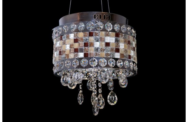 Фото Люстра подвесная «6007-1b» DM Diamonds - sofino.ua