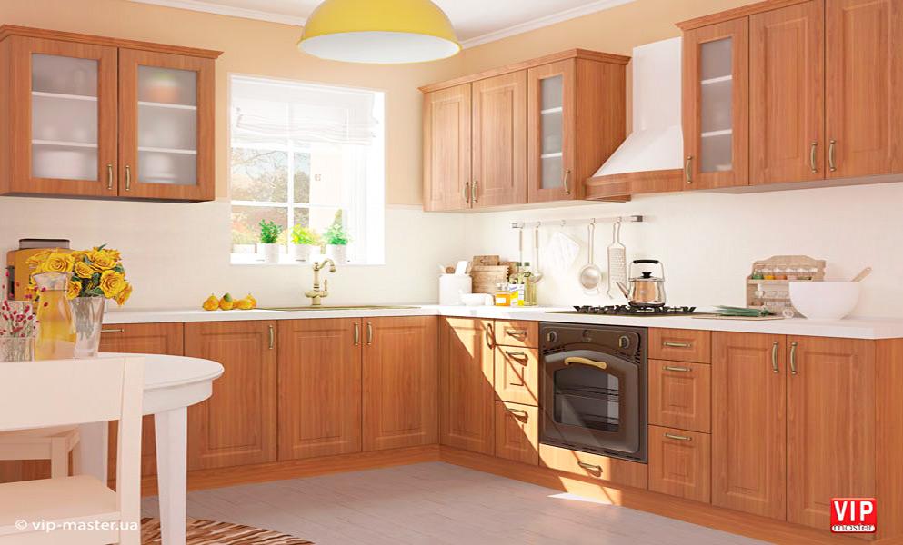 Фото Кухня «Грация» №403558 - SOFINO.UA