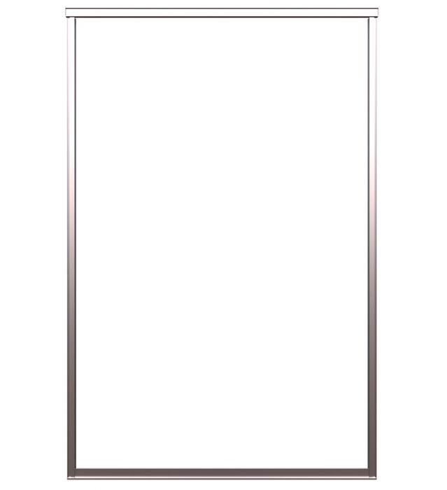 Рельса «Стандарт» цвет: алюм | размер: 900*2200