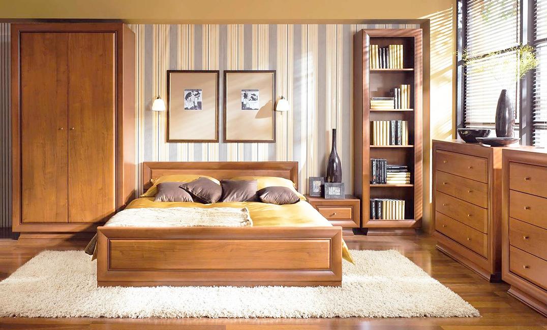 Фото Спальня «Ларго классик» №414658 Розпродажна позиція - SOFINO.UA