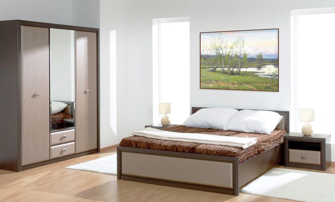 Спальня «Коен МДФ»