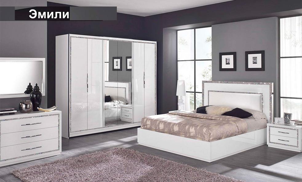 Спальня «Эмили»