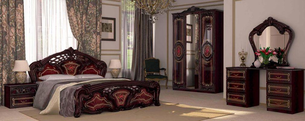 Фото 2 Спальня «Реджина» | Код товара: 414690 - SOFINO.UA