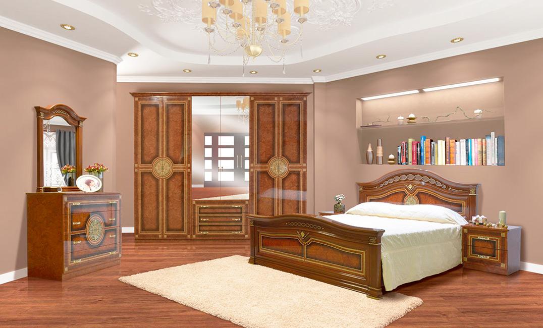 Фото Спальня «Диана» Світ Меблів - SOFINO.UA