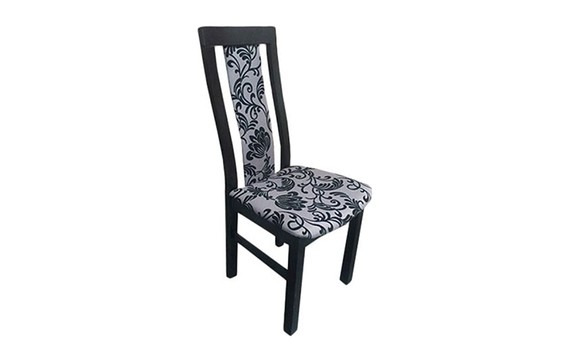 Стул столовый «Терра»   Черный мат