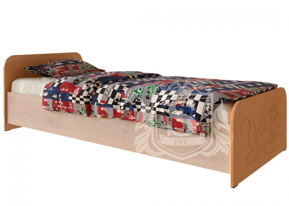ОПТ Кровать детская к стенке «Симба» и «Джерри» МДФ