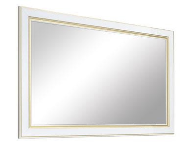 Фото Дзеркало 1 варіант Поліна Нова Світ меблів • 110х70х2,5 • Білий Розпродажна позиція - SOFINO.UA